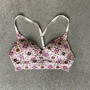 32B Victoria's Secret Cute Print Wireless Bra